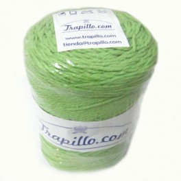 Twisted cotton nº6- Light Green