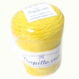 Twisted cotton nº10- Yellow 2