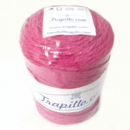 Twisted cotton nº12- Fuchsia