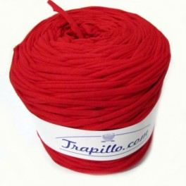 T- Shirt Yarn 103- Scarlet Red
