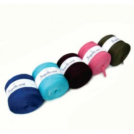T- Shirt Yarn Pack 5 Rolls 1kg