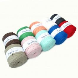 T-Shirt Yarn Pack 10 rolls 1 kg