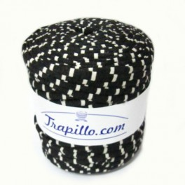 T- Shirt Yarn 27- Striped Black and White