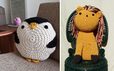 Amigurumi XXL patterns
