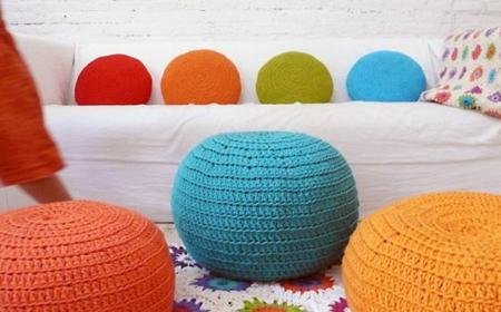 Schemes for T-shirt yarn puffs