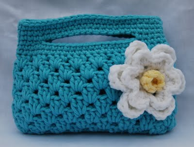 Crochet Purse Patterns Blog : Crochet bags schemes T-shirtyarn Blog.com