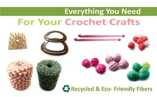 Everything for crochet